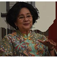 Prof. Dr. Meutia Farida Hatta Swasono