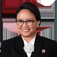 Ibu Retno L.P. Marsudi