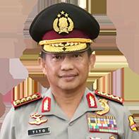 Jenderal Polisi M. Tito Karnavian, M.A., Ph.D