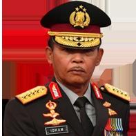 Jenderal Pol. Drs. Idham Azis, M.Si
