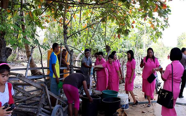 REVPD NTT 5 Cabang Rote Ndao