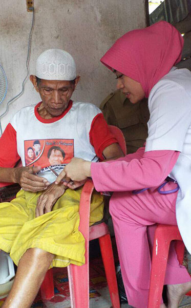 PD SUMSEL 1c Cabang Kota Palembang