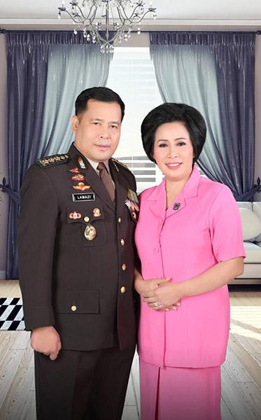 COVER AKBP Dra.Ni Ketut Widayana Sulandri,Kapolres OKU Sumsel (1)