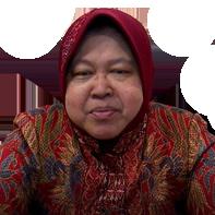 Dr. (H.C.) Ir. Tri Rismaharini, MT
