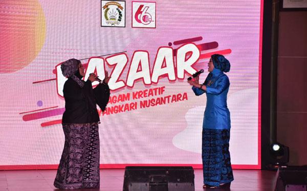 BAZAAR RAGAM KREATIF NUSANTARA PD JAMBI 2018c