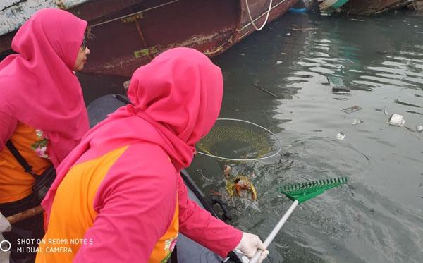 aksi bersih sungailiat a