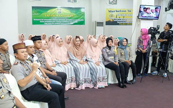 Safari Ramadhan Polres Sorong Kota 2019 c