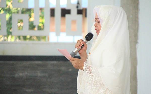 Tadarusan Al Quran bersama Bhayangkari PD Aceh 2019 a