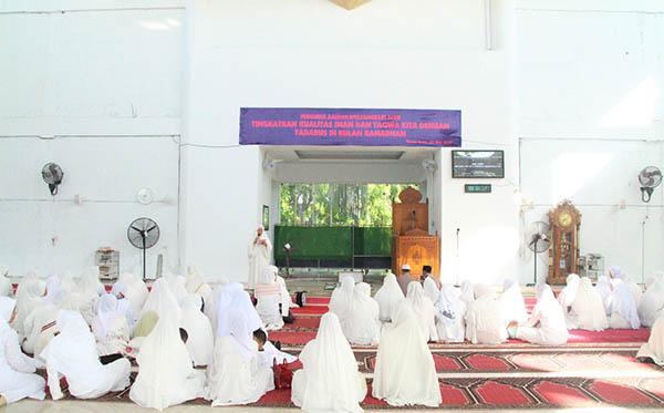 Tadarusan Al Quran bersama Bhayangkari PD Aceh 2019 b