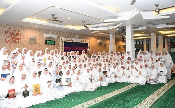 Tadarusan Dan Khataman Al-Qur'an PD Kalimantan Selatan 2019 e