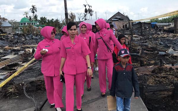 bakti sosial Tanjung Jabung Timur c