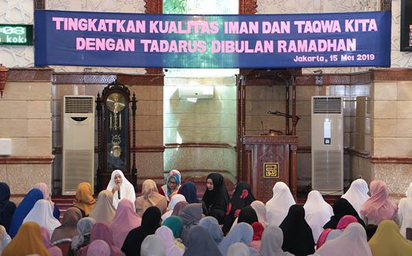 tadarusan ramadhan metro jaya 2019 a