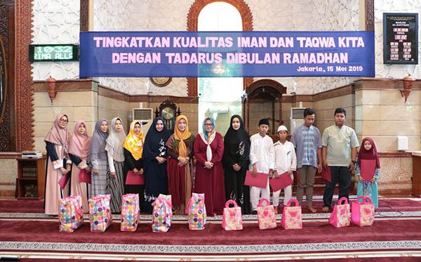 tadarusan ramadhan metro jaya 2019 b