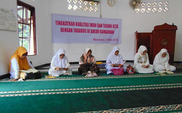 tadarusan ramadhan pd papua barat 2019 c
