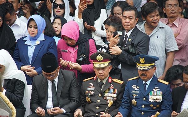 pemakan ibu ani yudhoyono b