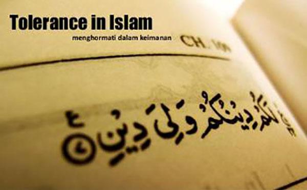 toleransi islam ab