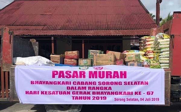 PASAR MURAH PC SORONG SELATAN 2019 a