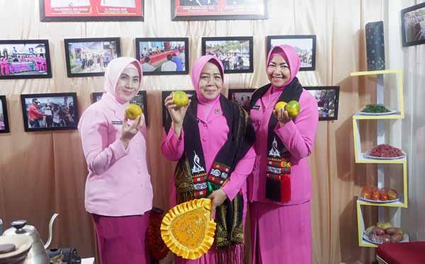 Pembukaan Aceh Police Expo III c