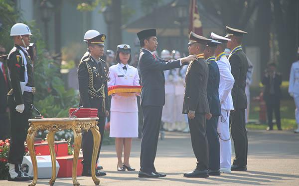 Upacara Praspa TNI dan Polri Tahun 2019 c