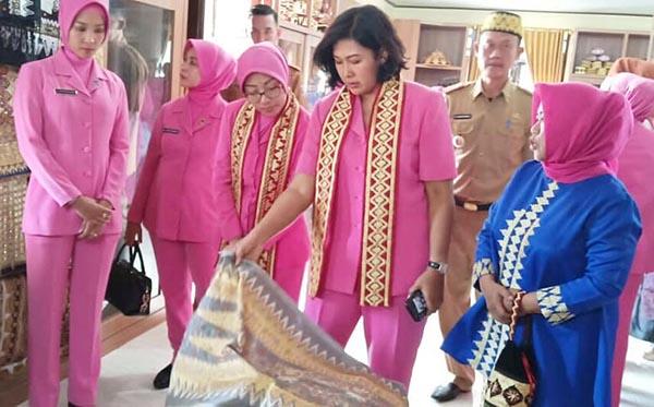 Kunjungan Ke Kampung Tapis Lampung 2019 b