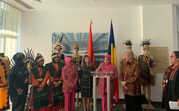 Indonesia Corner Di Bucharest Romania 2019 a