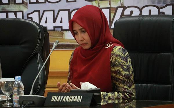 Pelepasan Jamaah Haji Personil Polda Banten 2019 d