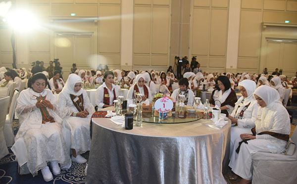 doa bersama dan silaturahmi lintas angkatan 2019 c