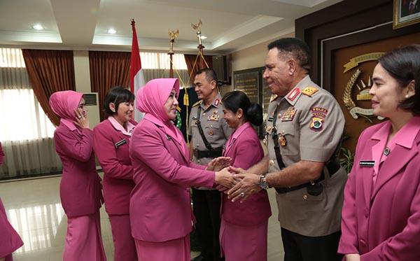 sertijab Papua, Riau Dan Sulawesi Tenggara d