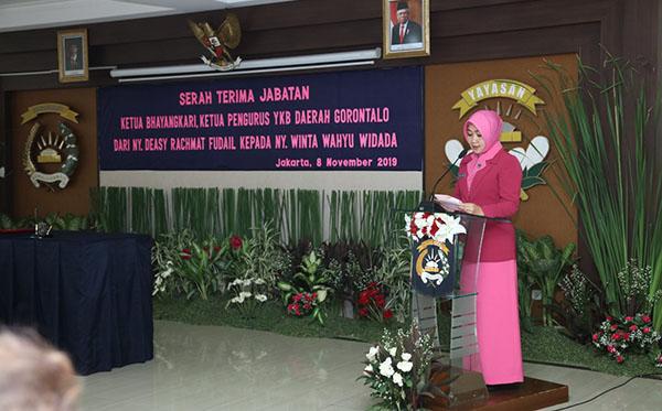 sertijab gorontalo 2019 d