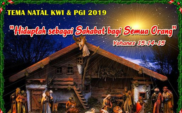 pesan natal 2019 a