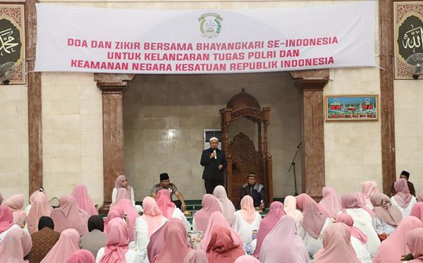 dzikir doa bersama bhy se Indonesia PD Banten 2019 c