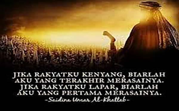 pemimpin yg baik di islam a