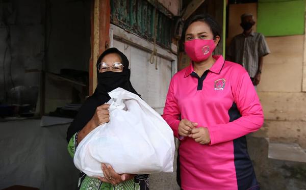 Bakti Sosial Bhayangkari Peduli di Sukabumi_4