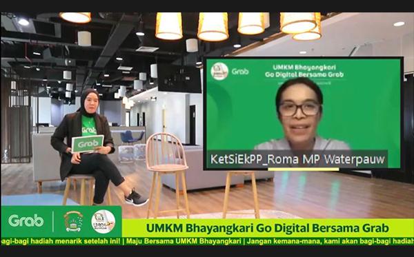 UMKM Bhayangkari Go Digital Bersama Grab_10