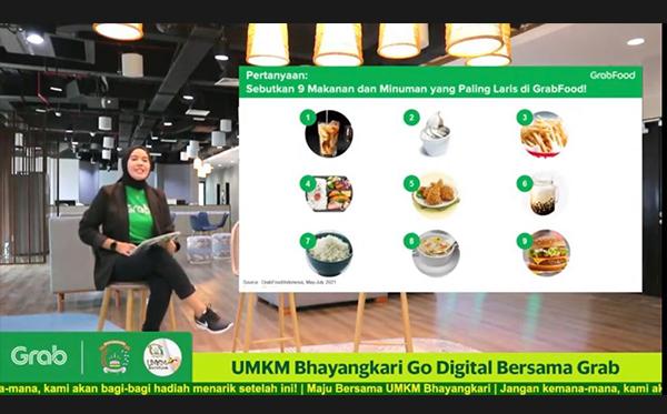UMKM Bhayangkari Go Digital Bersama Grab_4