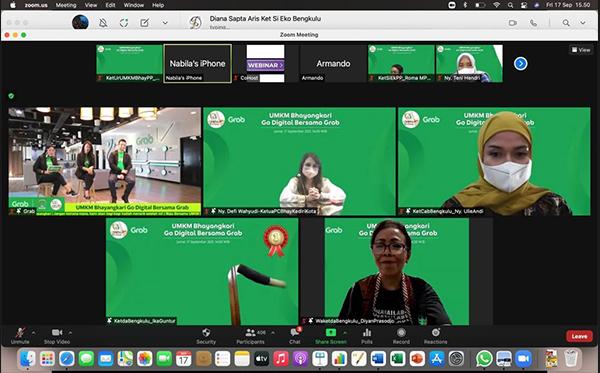 UMKM Bhayangkari Go Digital Bersama Grab_8